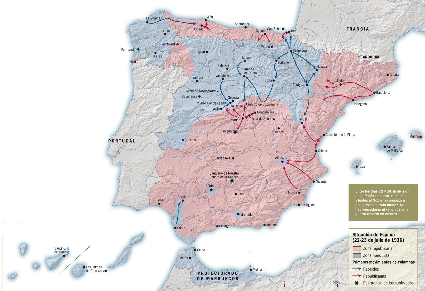 REPASAR SELECTIVIDAD DE HISTORIA DE ESPAÑA EN EL CAMOENS.: LA GUERRA ...